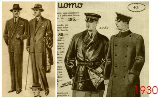 Vediamo classe ed eleganza del vestire in uno stile che potrebbe essere  riproposto oggi cb476701608